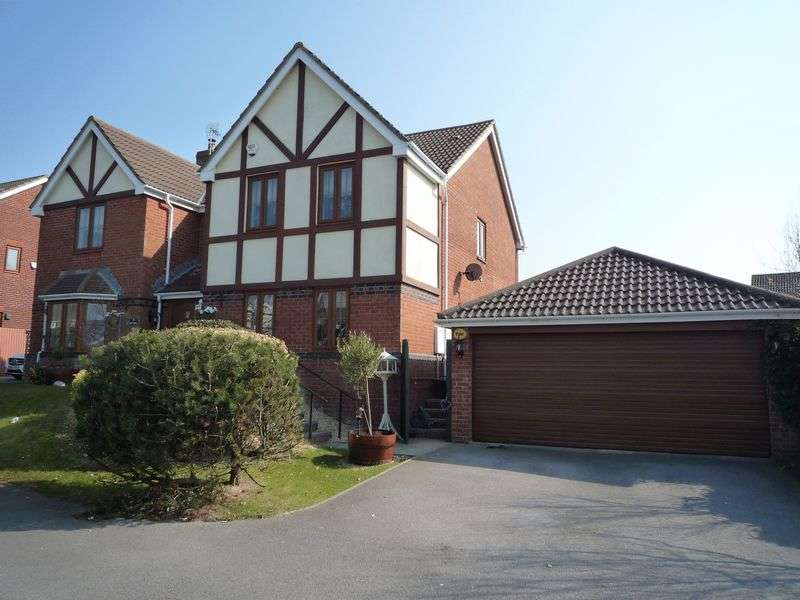 5 Bedrooms Detached House for sale in Bryn Y Gloyn, Rhoose Point