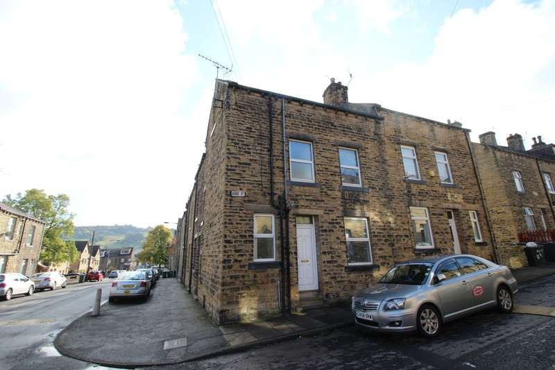 2 Bedrooms Property for sale in Hird Street, Keighley, BD21