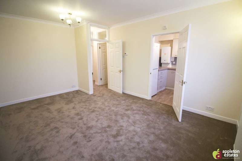 2 Bedrooms Flat for sale in Fernleigh Close, Croydon