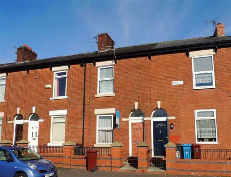 3 Bedrooms Property for sale in Vine Street, Openshaw, Manchester