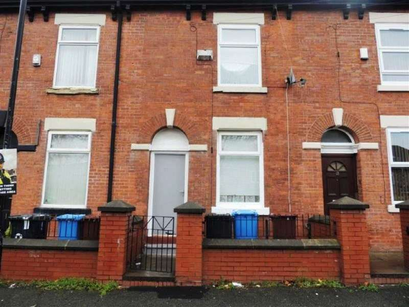 3 Bedrooms Property for sale in Buckley Street, Openshaw, Manchester