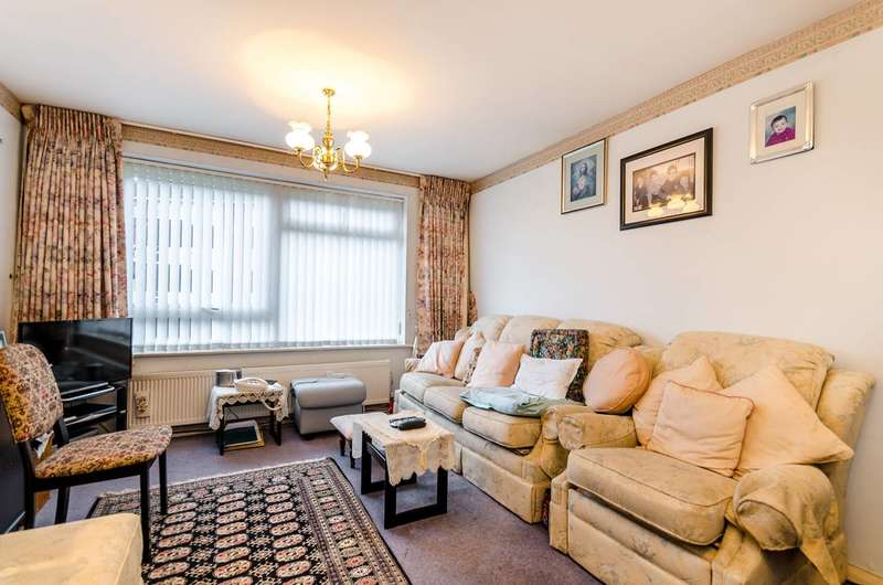2 Bedrooms Flat for sale in Parklands, Surbiton, KT5