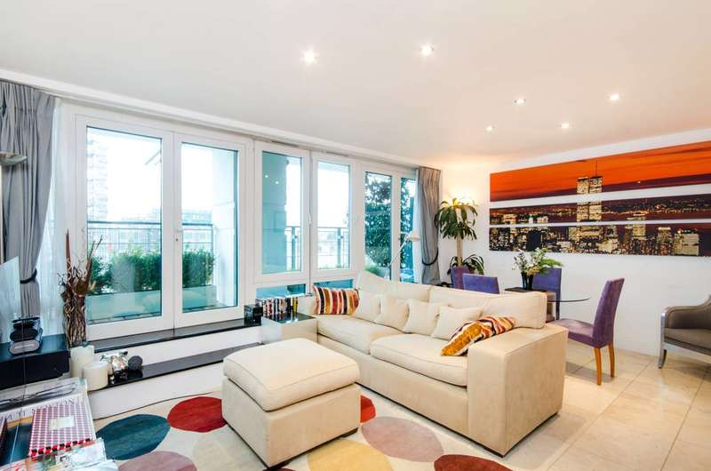 2 Bedrooms Flat for sale in Warren House, Kensington, W14