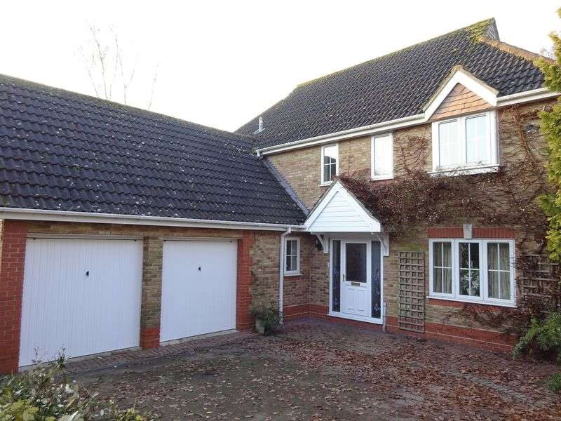 4 Bedrooms Detached House for sale in Gardyn Croft, Taverham, Norwich