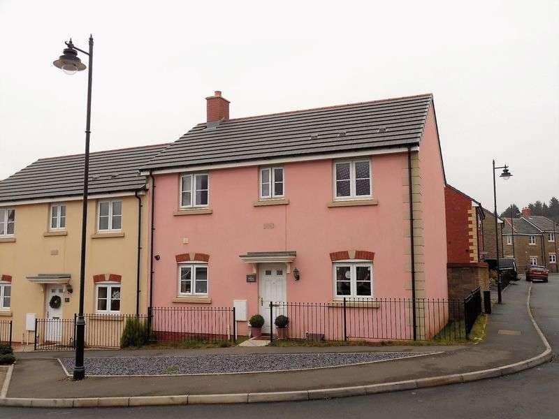 3 Bedrooms House for sale in Ffordd Y Grug Coity Bridgend CF35 6BQ