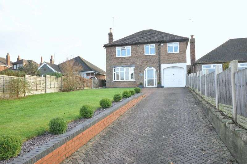 4 Bedrooms Detached House for sale in Woods Lane, Stapenhill