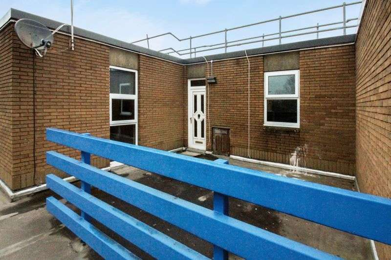 2 Bedrooms Flat for sale in Colliers Walk, Nailsea