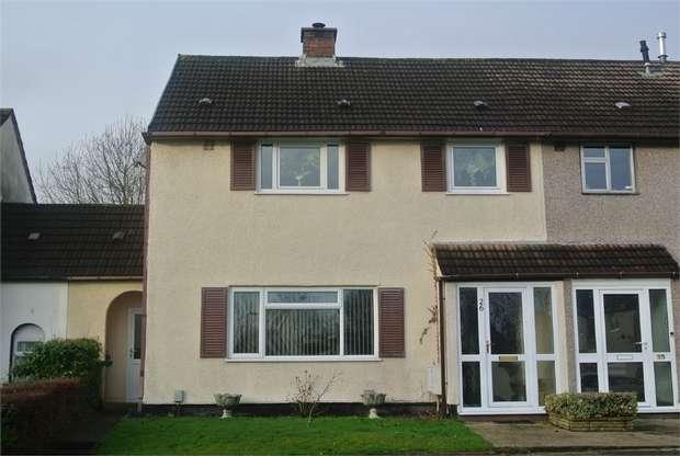 3 Bedrooms Semi Detached House for sale in Tynewydd Avenue, Pontnewydd, CWMBRAN