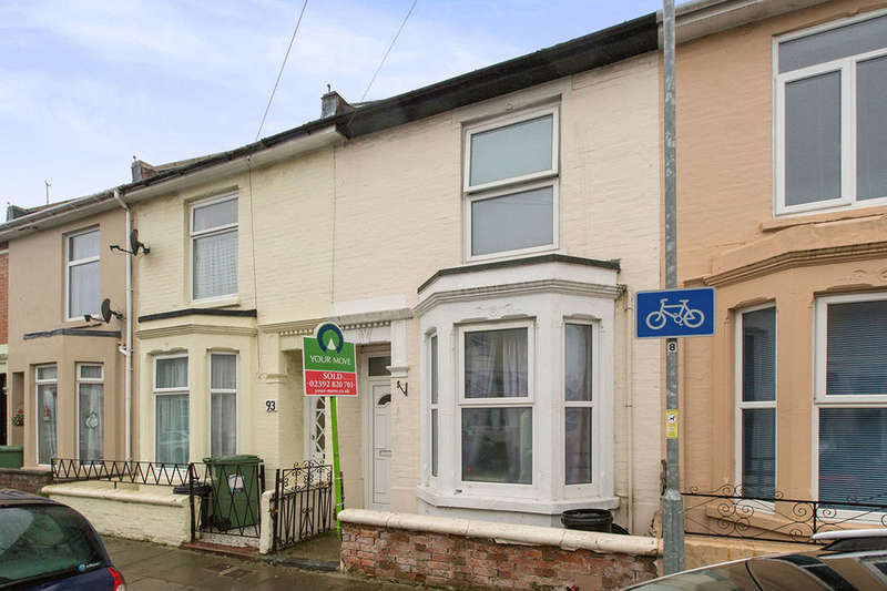4 Bedrooms Property for sale in Jubilee Road, SOUTHSEA, PO4