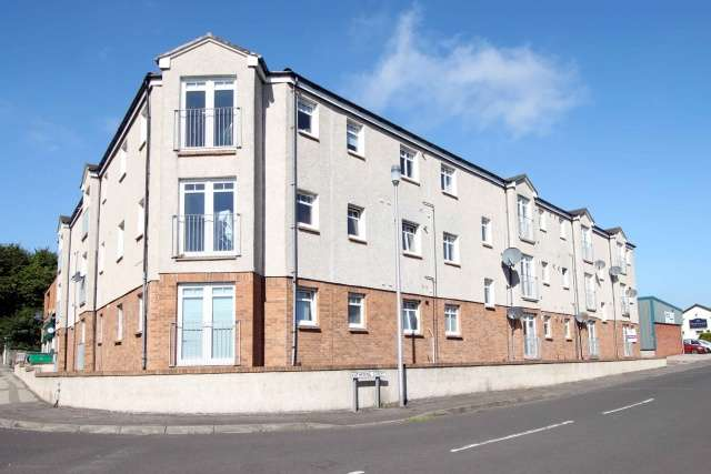 2 Bedrooms Flat for sale in 2 Meldrum Court, Kirkcaldy, Fife, KY2 5LP
