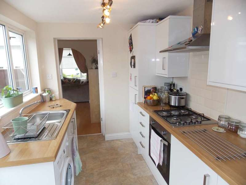 2 Bedrooms Terraced House for sale in Bede Terrace, Ferryhill