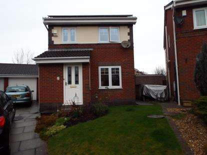 3 Bedrooms Detached House for sale in Greenmead Close, Cottam, Preston, Lancashire