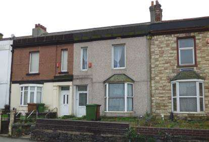 3 Bedrooms Terraced House for sale in Greenbank, Plymouth, Devon