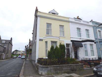 7 Bedrooms End Of Terrace House for sale in Lipson, Plymouth, Devon
