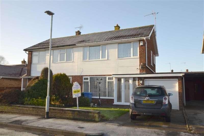 3 Bedrooms Property for sale in Oatland Road, Bridlington, YO16