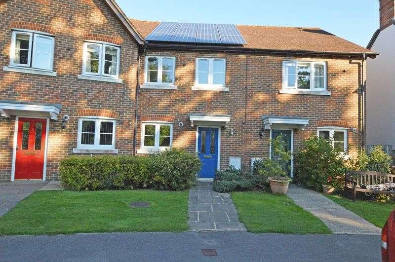 3 Bedrooms Terraced House for sale in Friars Oak, Medstead, Alton, Hampshire