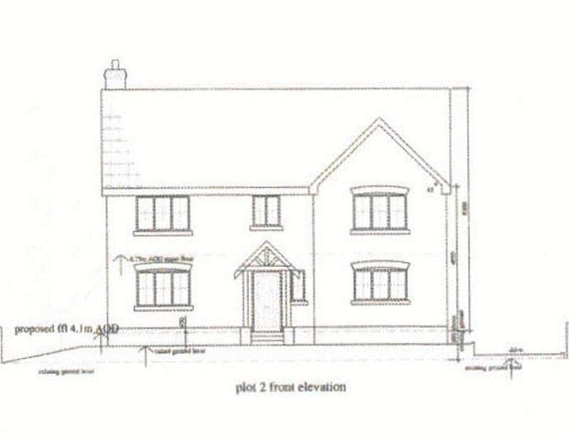 4 Bedrooms Detached House for sale in Croft Bank, Croft, Near Skegness