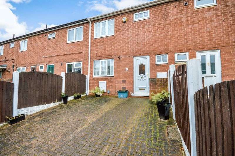 3 Bedrooms Terraced House for sale in St. Marys View, Munsborough, Rotherham