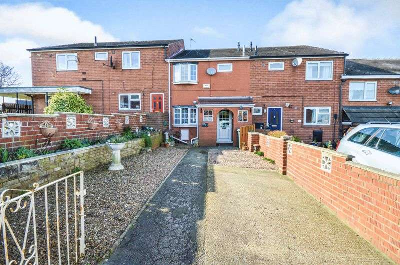 3 Bedrooms Terraced House for sale in St. Marys View, Greasbrough, Rotherham