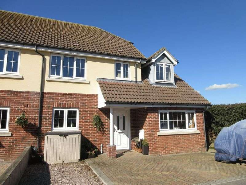 4 Bedrooms Semi Detached House for sale in St. Georges Court, Southampton