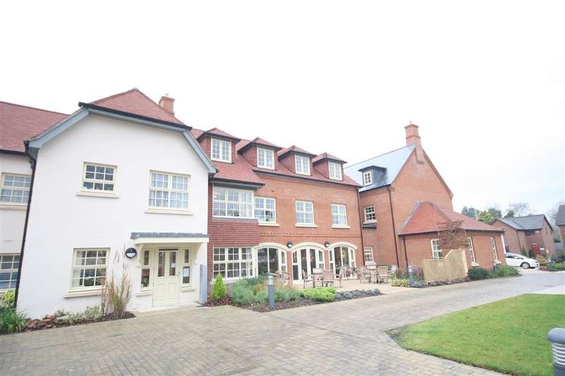 1 Bedroom Retirement Property for sale in CENTRAL WICKHAM