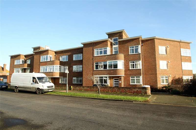 3 Bedrooms Apartment Flat for sale in Burlington Court, George V Avenue, West Worthing, BN11