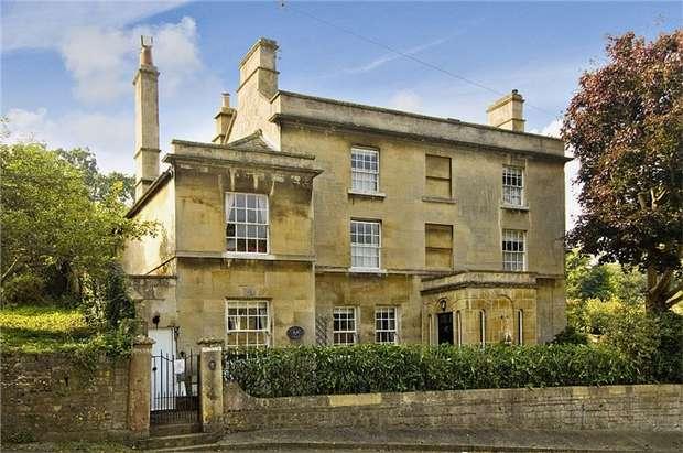 6 Bedrooms Detached House for sale in Balnain Villa, 36 Bathford Hill, Bathford, Bath