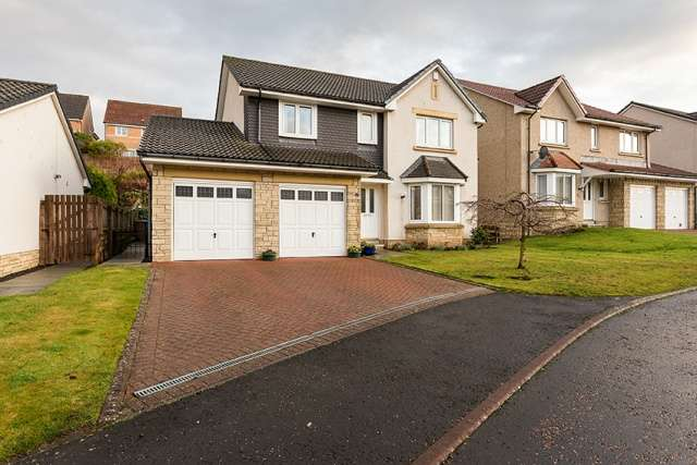 4 Bedrooms Detached House for sale in Challum Place, Broughty Ferry, Dundee, Angus, DD5 3SZ