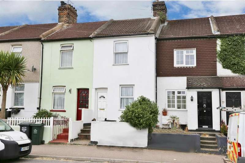 2 Bedrooms Terraced House for sale in Stanhope Road, Swanscombe, Kent, DA10