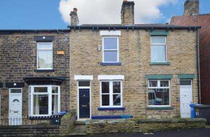 3 Bedrooms Terraced House for sale in Findon Street, Sheffield, South Yorkshire