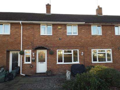 2 Bedrooms Terraced House for sale in Littleton Road, Willenhall, West Midlands