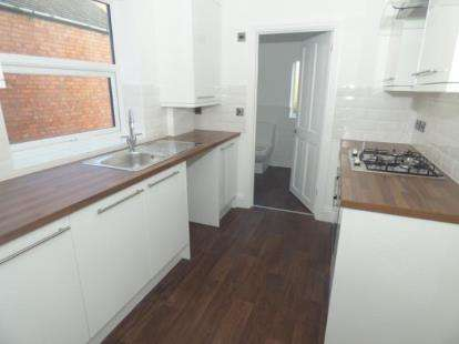 2 Bedrooms Flat for sale in Kettlebrook Road, Tamworth, Staffordshire
