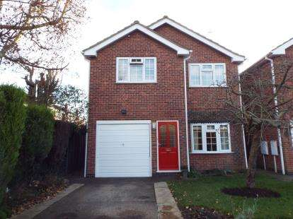 4 Bedrooms Detached House for sale in Lorimer Avenue, Gedling, Nottingham