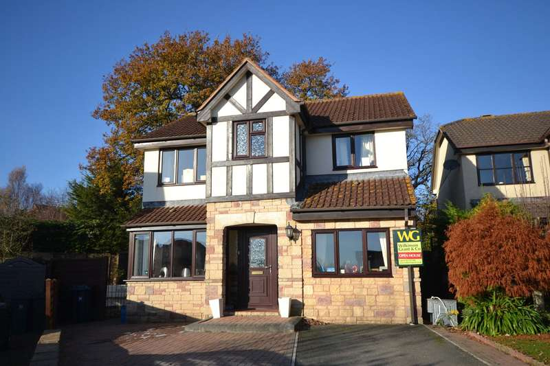 5 Bedrooms Detached House for sale in Pinhoe, Exeter