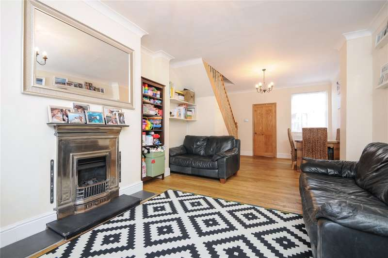 3 Bedrooms Terraced House for sale in Nelson Road, Harrow on the Hill, Middlesex, HA1