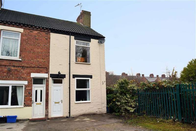 2 Bedrooms Property for sale in Harold Street, Selby, YO8