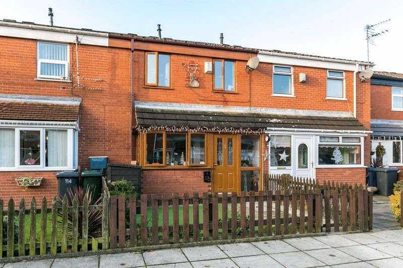 4 Bedrooms Terraced House for sale in Tintagel, Skelmersdale, WN8 8PF