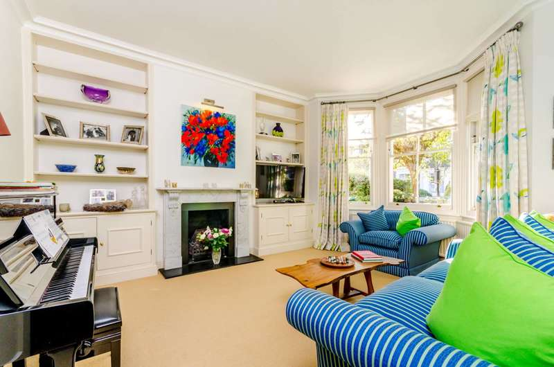 5 Bedrooms Terraced House for sale in Geraldine Road, Wandsworth, SW18