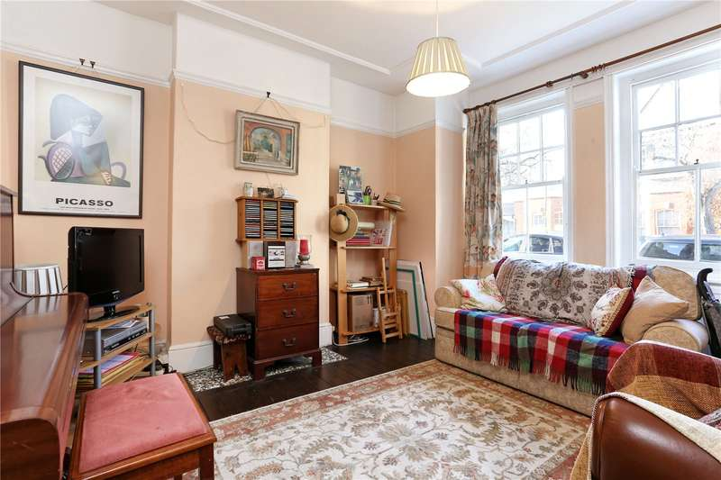 4 Bedrooms Semi Detached House for sale in Leinster Avenue, East Sheen, SW14