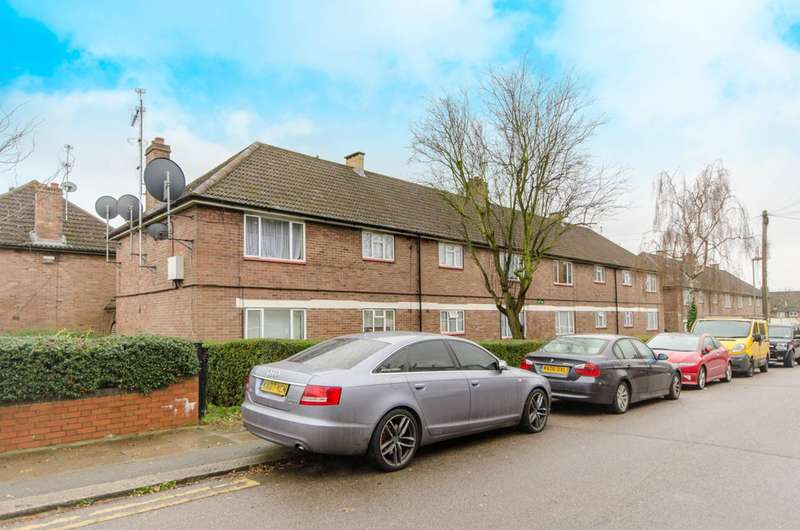 2 Bedrooms Flat for sale in Besant Road, Cricklewood, NW2