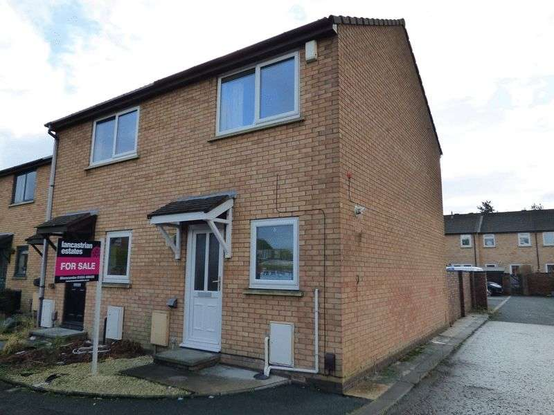 2 Bedrooms Terraced House for sale in Campion Way, Morecambe