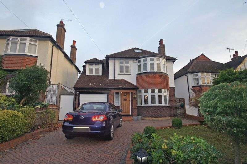 5 Bedrooms Detached House for sale in GRANGE PARK