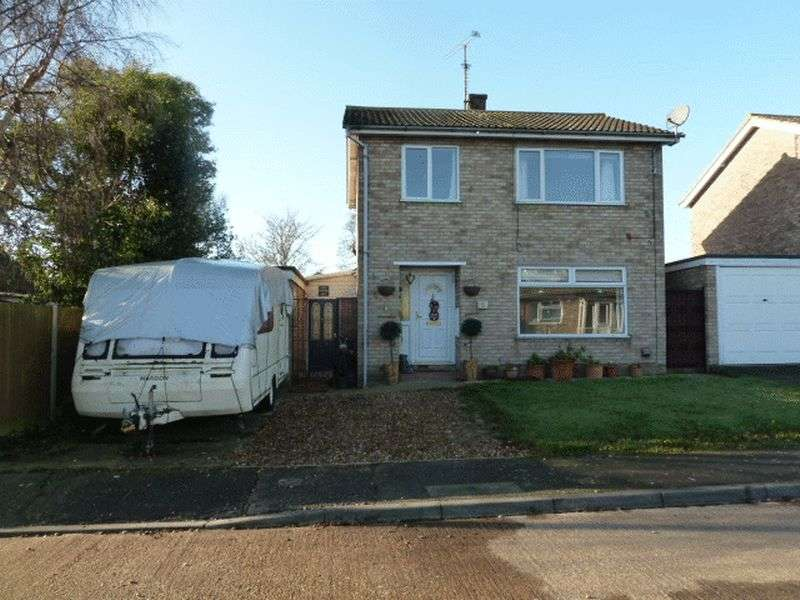 3 Bedrooms Detached House for sale in Queen Anne Road, West Mersea