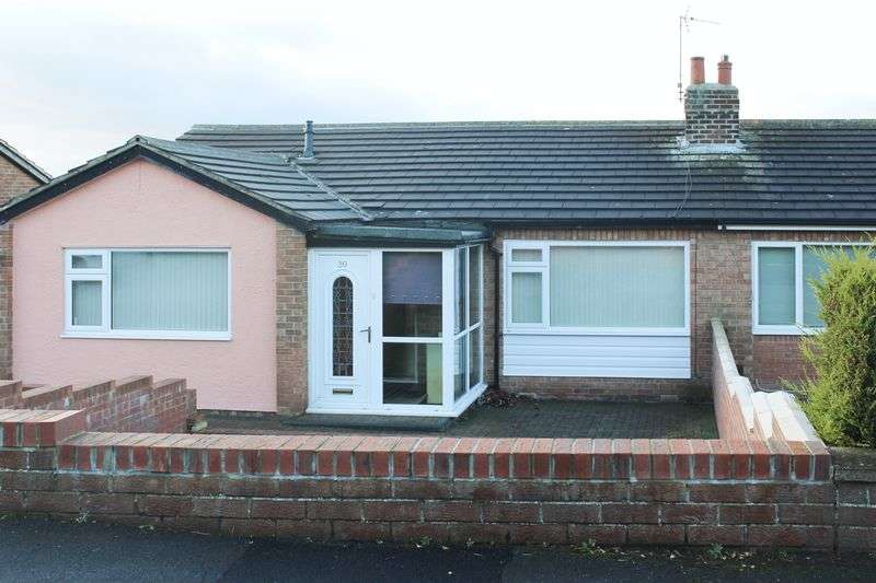 2 Bedrooms Semi Detached Bungalow for sale in Huntcliffe Drive, Brotton