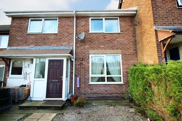 3 Bedrooms Terraced House for sale in Dunbar Grove, Heywood, Lancashire, OL10 3QJ