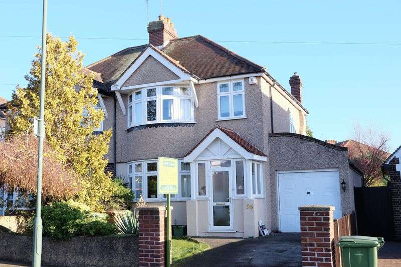 3 Bedrooms Semi Detached House for sale in Oaklands Road, Bexleyheath