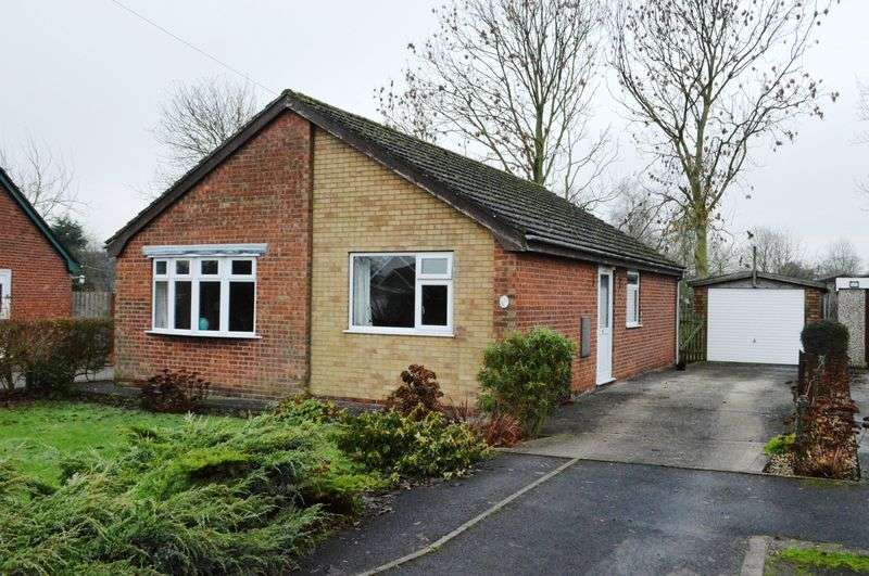 3 Bedrooms Detached Bungalow for sale in Patricks Close, Market Rasen