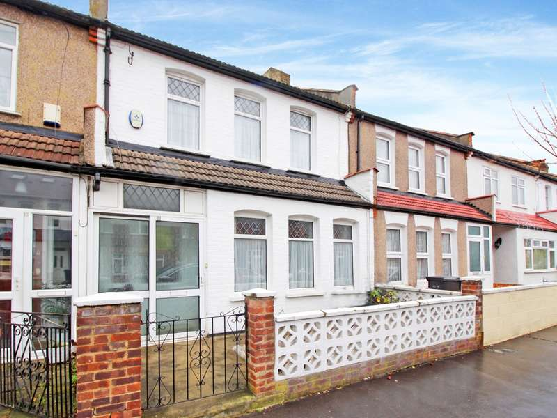 3 Bedrooms Terraced House for sale in Woodland Road, Thornton Heath, CR7