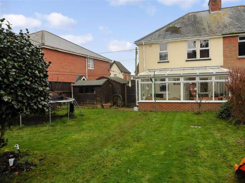 3 Bedrooms Semi Detached House for sale in Colwell Lane, Freshwater, Isle of Wight
