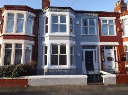 3 Bedrooms Terraced House for sale in Trevor Road, Liverpool, Merseyside, L9